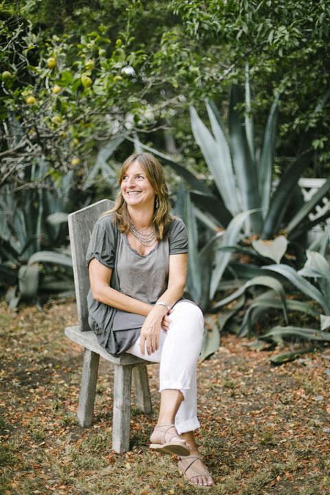 Claudia Ward, Acupuncturist Santa Barbara, CA